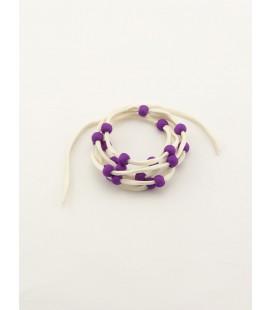 Komprong silk bracelet