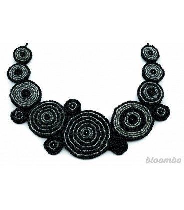 Masai beads necklace