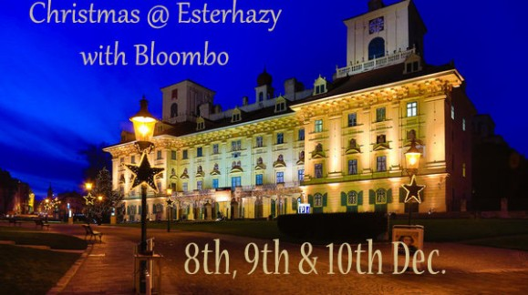 2017.12.08-10: Bloombo @ Schloss Esterhazy Weihnachtmarkt, Eisenstadt