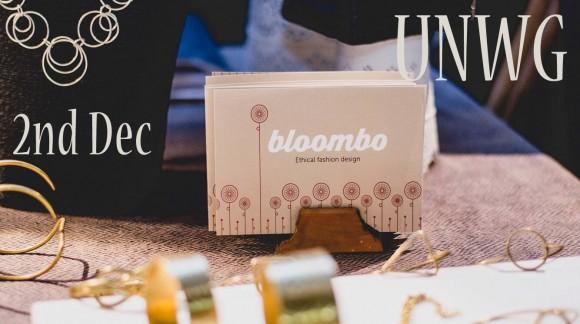 2017-12-2: Bloombo @ UNWG Christmas Bazaar