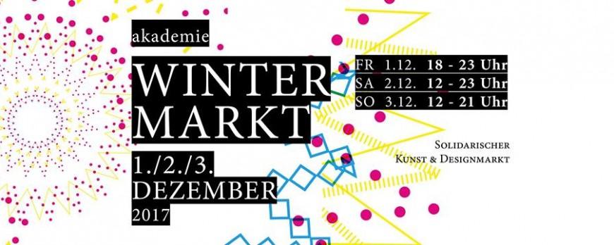 2017.12.01-03: Bloombo @ Akademie Wintermarkt